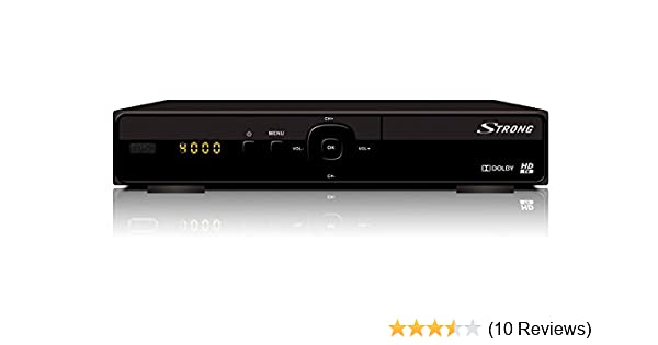 STRONG SRT7004 High Definition Free-To-Air Satellite Receiver