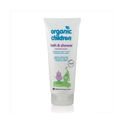 Organic Children Bath & Shower - Lavender - 200ml