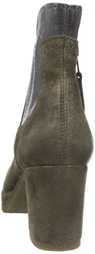 Mjus - 253211-0101-6321, Stivali bassi con imbottitura leggera Donna Grigio (Grau (pepe))