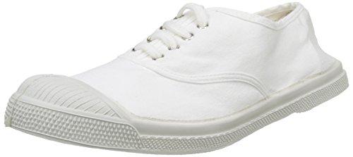 Bensimon F15004 - Tennis Lacet Femme - Baskets - Femme - Blanc - 37 EU