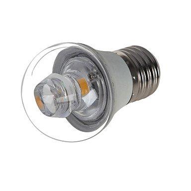 FDH E26/E27 5W 1 COB 420 LM BLANCO CÁLIDO G45 vela decorativa lámparas AC100-240V