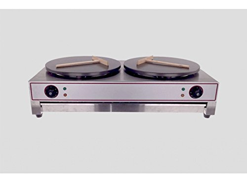 Beckers professional crepes machines DE2