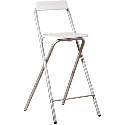 Link 50901400 Inet Chaise de bar Blanc