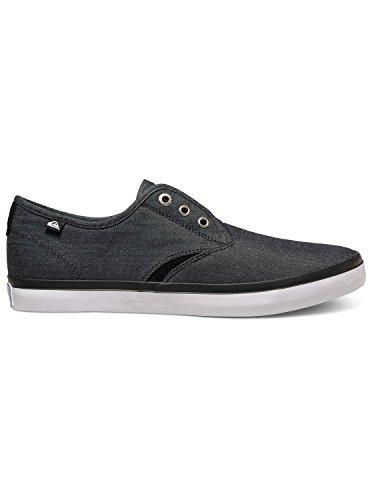 Quiksilver Shorebreak Deluxe - Chaussures mi-Hautes pour homme AQYS300061 Noir - Black/Black/White