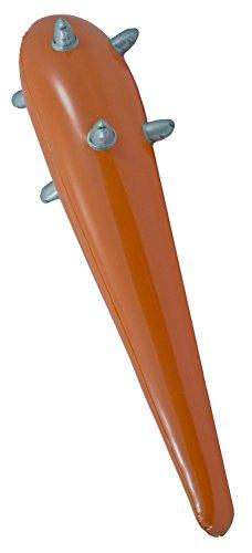 Folat 23762 - aufblasbarer Urmensch Knüppel, 65 -