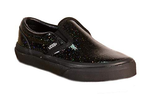 VANS - Vans Classic Slip-On Patent Galaxy Sportshoes Schwarz 1SQHVP - Schwarz, 29
