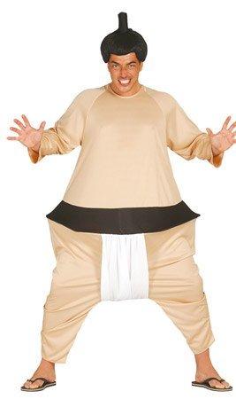Imagen de disfraz de sumo adulto talla 48 52