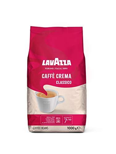Lavazza Caffè Crema Classico, 6er Pack (6 x 1 kg)
