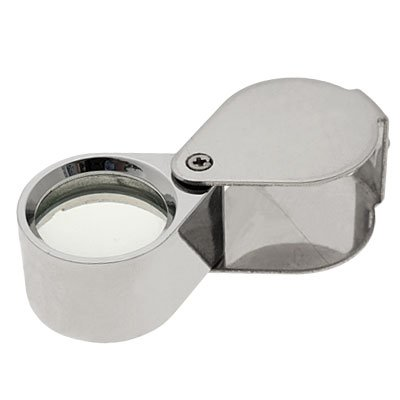 Jewellers Jewelry Loupe Magnifier Eye Magnifying Glass 10x 21mm