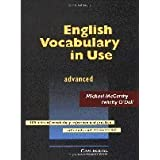 English Vocabulary in Use Advanced by Michael McCarthy (2003-08-30)