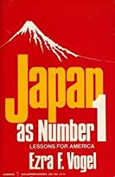 Japan as Number One Lessons for America