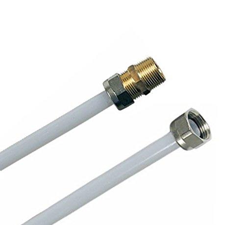 Vioks 0,5m tuyau d'alimentation Rallonge Tuyau pour machine à laver Lave-vaisselle 70°C wirsbo de inpex longueur tube: 0,5m, Type: droit/droit.