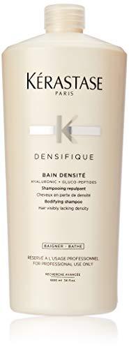 Kérastase Densifique Bain Densité 1000 ml Strukturgebendes Haarbad für mehr Elastizität & Widerstandskraft -