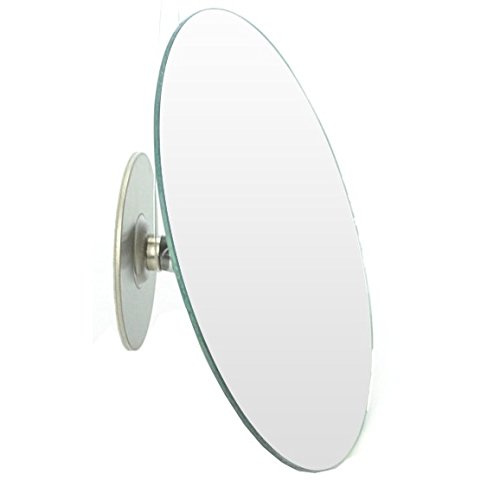 Frasco Wand-Kosmetikspiegel randlos, Ø 15cm, 3/5/7-fach, Vergrößerung:7-fach