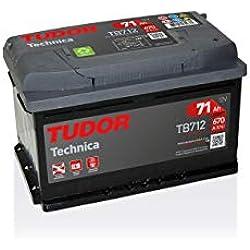 TUDOR - Batterie TECHNICA TUDOR TB712 12V 71Ah 670A