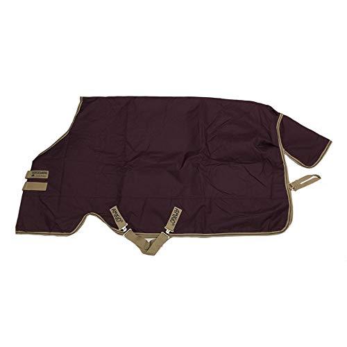 Horseware Amigo Hero Ripstop 100g Weichen Teppich 130cm Fig/Navy & Tan -