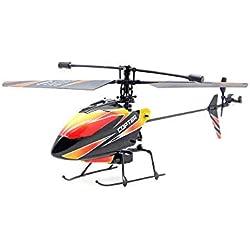Helicóptero RC WLToys V911 V2 4Ch 2.4 GHz. 22cm.