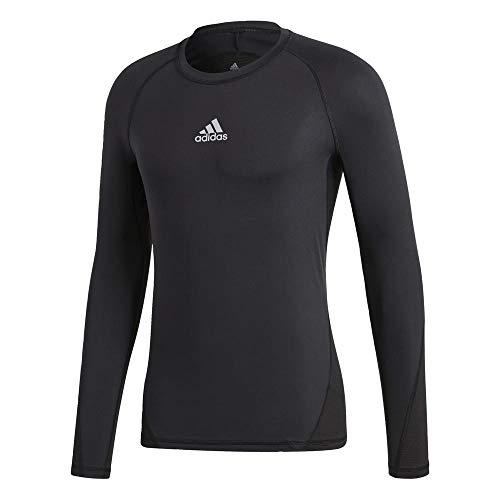 adidas Herren Ask SPRT LST M Long Sleeved T-Shirt, Black, XS -