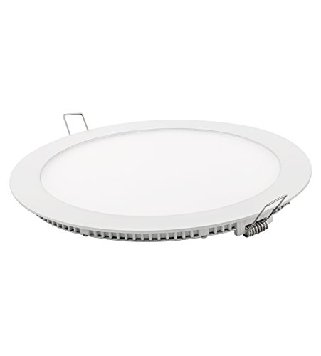 Matel Downlight LED, 18 W, Blanco