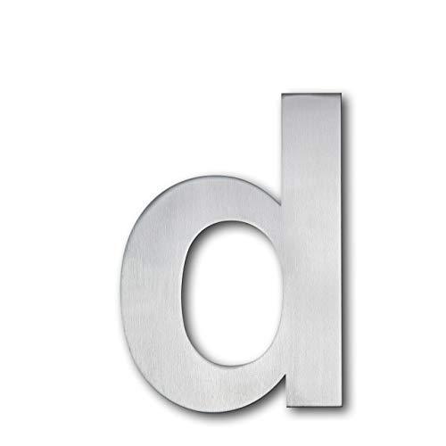 DSchwimmendes Installation AussehenEinfache Gebürsteter Qt Extra Hausnummer Massivem Zentimeter 25 4 Und Edelstahlbrief Aus Groß Moderne 6Igbyv7mfY