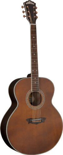 Washburn usm-wj130ek Vintage Series Guitarra Acústica, Vintage Mate