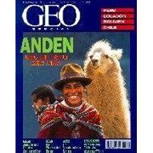 Geo Special Kt, Anden und die Welt der Inka