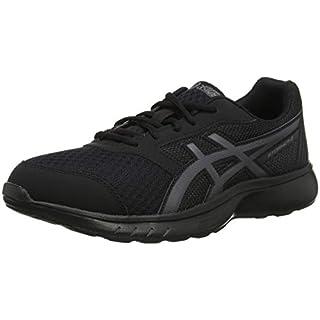 ASICS Men's Stormer 2 Running Shoes, Black 001, 10 UK