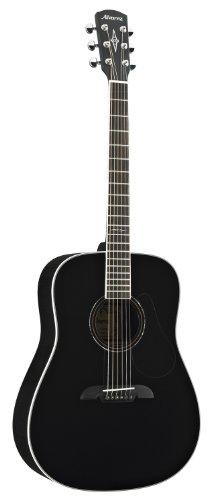 ALVAREZ 310254 AD60BK Dreadnought Gitarre
