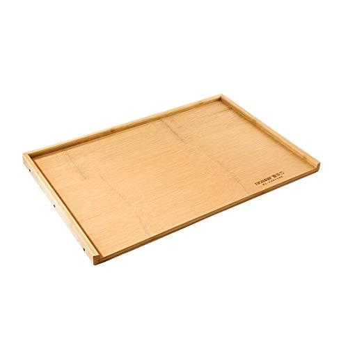 WangYi Tagliere- Tagliere in bambù, Gnocchi di Famiglia Rettangolare, Tagliere (Colore : Colore primario, Dimensioni : 70x45x1.5cm)