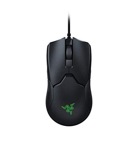 Razer Viper RZ01-02550100-R3M1 Esports Mouse Esports Ultraleggero, a Doppia Mano, Cablato Con Sensore Ottico (16.000 DPI) e Gli Interruttori Mouse da Gioco Più Veloci con Illuminazione Chroma,Cablata