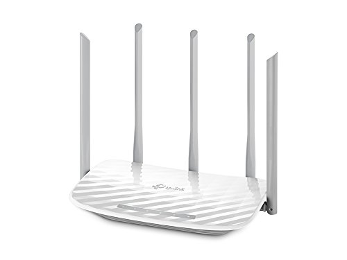 TP-Link Archer C60 Router Wi-Fi AC1350 Dualband...