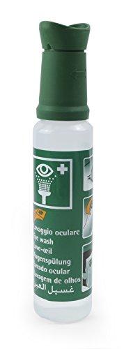 MedX5 250 ml 0,9% NaCl Notfall Augendusche, Augenspülung mit Steriler Kochsalzlösung (0.9%), Augenspülmittel, Augenspüllösung, Augenspüler, Augenspülflasche (Hilfe Auge)