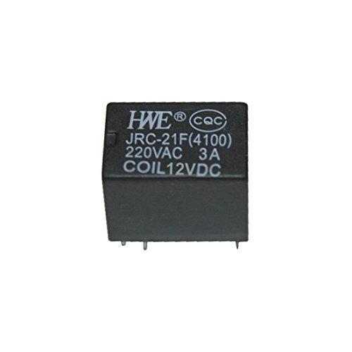 Relais JRC-21F4100 Printrelais 1 Wechsler 12V (0011) -