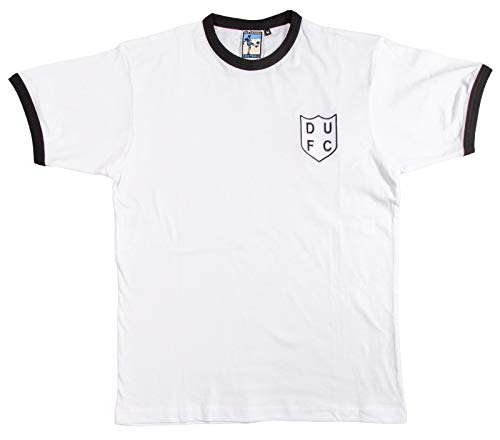 Dundee United 1950s Away Football T Shirt