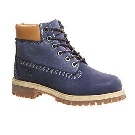 Timberland - Premium Boot - Mixte Junior Bleu