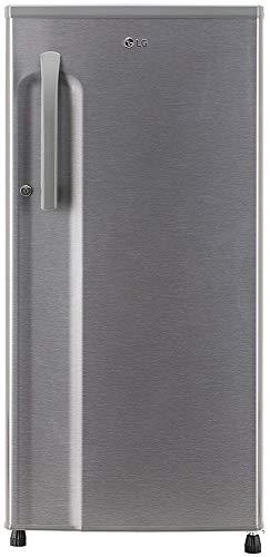 LG 188 L 3 Star Inverter Direct-Cool Single-Door Refrigerator (GL-B191KDSW,...