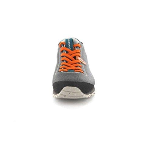 AKU Bellamont Air Unisex-Erwachsene Outdoor Fitnessschuhe Anthracite/Orange