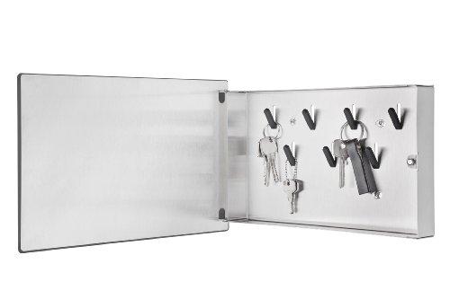 Blomus 65364 Schlüsselkasten / Glasmagnettafel Velio - 4