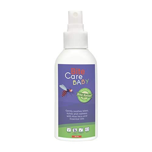 Stichheiler für Babys & Kinder | 100ml Bite Care Baby | Bio Stichheiler Spray gegen Insektenstiche | Tolle elektronischer Stichheiler Alternative