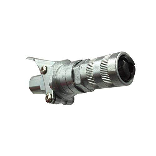 YA-Uzeun Fettkupplung, langlebig, Klemme Typ Metall Schnellspanner für Fett Home Depot Intercom