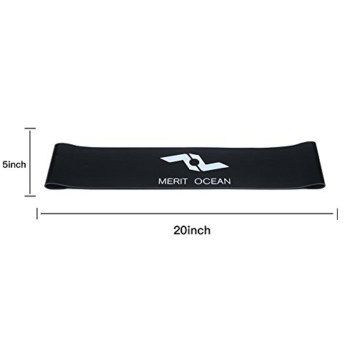 Merit-Ocean-4-Resistance-Loop-Bands-Set-20-Inch-Exercise-Band-Carry-bag-Workout-at-Home-Gym-Fitness-Yoga