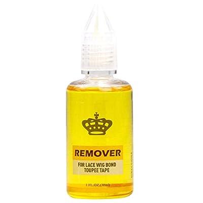 Removedor adhesivo de extensiones