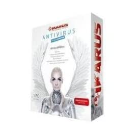 IKARUS IKA-VU1YFB-4UR Antivirus & Security Software, 1 Anno