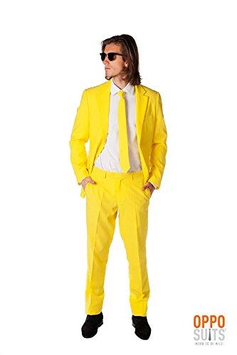 Mr. Yellow Fellow Opposuits (Herren Gelben Anzug Opposuits)