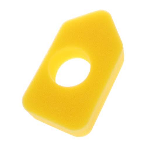 ZOOMY Elemento di Ricambio dell'elemento in Schiuma del Filtro dell'Aria Tosaerba Briggs & Stratton 698369