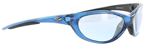 SMITH ZIPPER Sonnenbrille blue/light blue flash