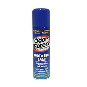 Odor Eaters Foot & Shoe Spray for Paramedic boots