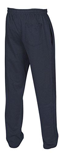 Red Tag -  Pantaloni sportivi  - relaxed - Uomo Schwarz - Navy