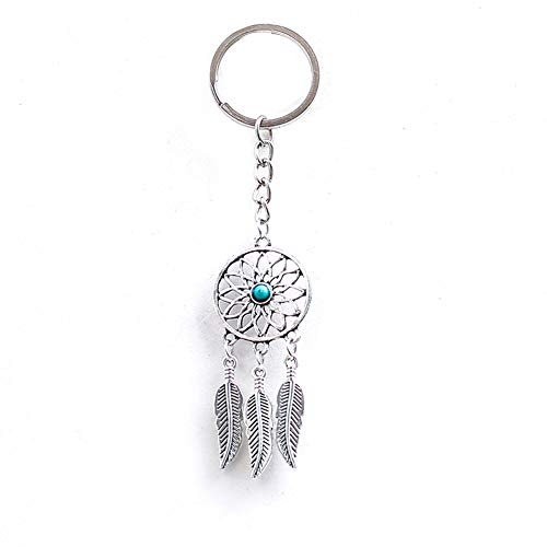 (AFUNDAY 10 Stück Gastgeschenke Schlüsselanhänger Traumfänger Hochzeit Anhänger Weihnachten Geschenk für Gäste)