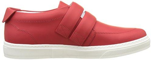 SONIA BY SONIA RYKIEL Sneaker, Baskets Basses Femme Rouge (Lips)